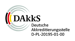 Logo Deutsche Akkreditierungsstelle