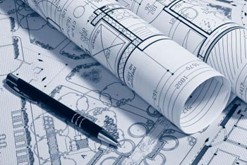 Baupläne zur Bauleitplanung
