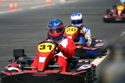 Sportlärm durch Kartfahrer