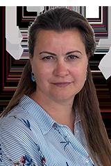 Porträt Irina Kühltau