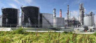 Fabrikgelände